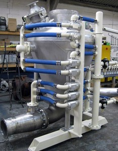 Pneumatic Conveying of Fish Food Pellets